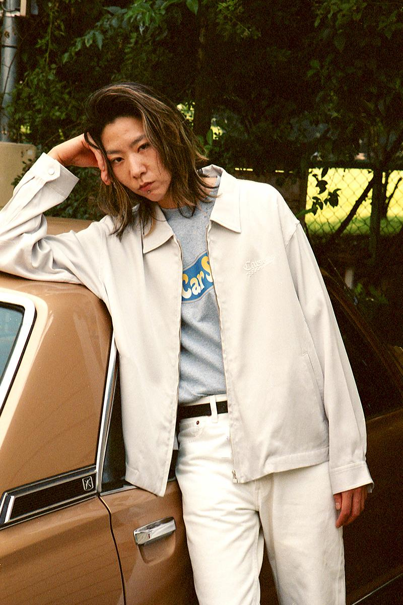 CarService 2021 Spring Summer Lookbook menswear streetwear ss21 jackets shirts tees graphics logos pants trousers