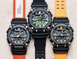 Casio G-SHOCK Returns With Industrial-Inspired GA-900 Collection