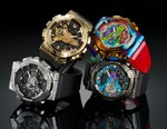 Casio G-Shock Unveils Metal-Covered GM-110 Collection