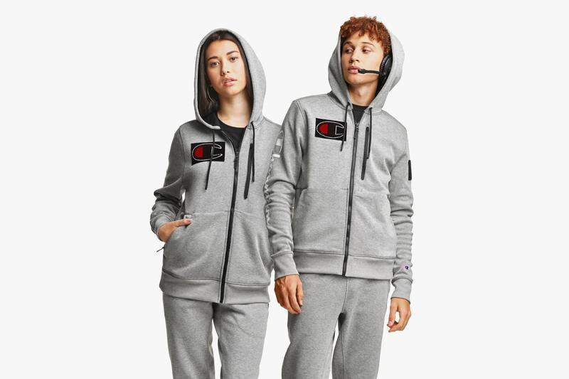 Champion Patented Hoodies Gamers HyperX Gaming eSports