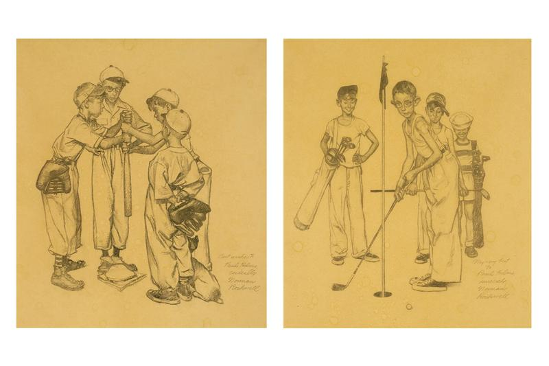 Christie's Sports in Contemporary Art Auction 'For the Love of the Game: Sports in Modern and Contemporary Art' online private selling exhibition andy warhol duchamp norman rockwell jeff koons