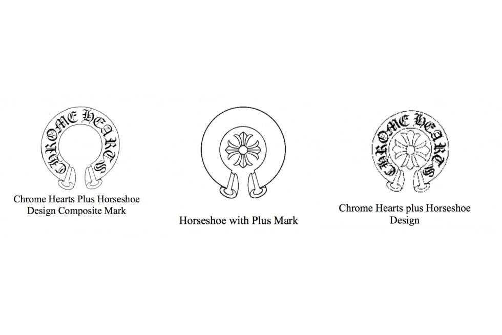 chrome hearts fashion nova horseshoe designs lawsuits court cases legal battles
