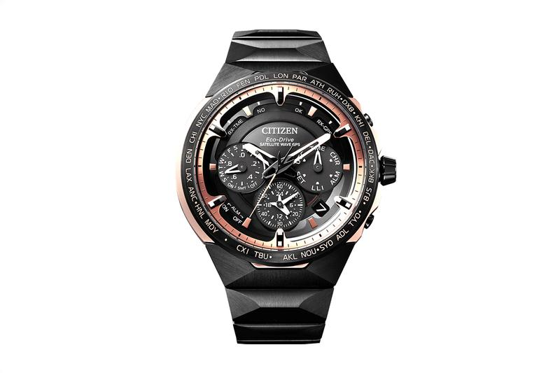 citizen titanium watchmaking 50 years anniversary satellite wave gps f950 limited edition 550 run units
