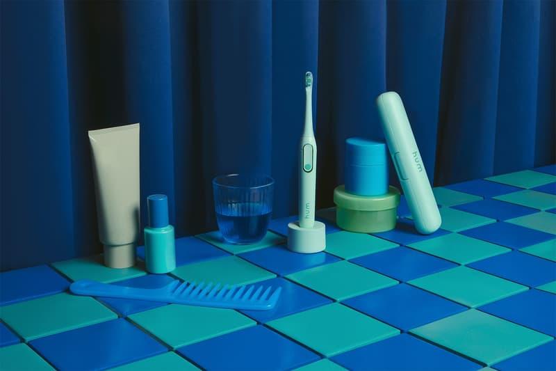 Colgate Pastel Electric Toothbrush hum Brush Teeth Apple Health app technology