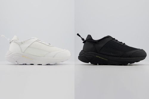 COMME des GARÇONS HOMME PLUS Presents First In-House Chunky Sneaker