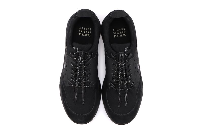 Converse Japan Quake Resistor Sponge menswear streetwear spring summer 2020 collection ss20 kicks sneakers trainers runners camping supply