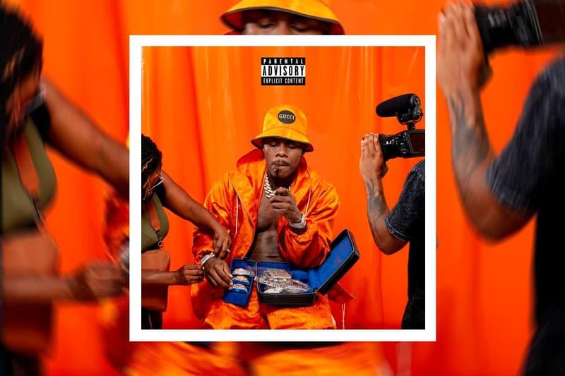 DaBaby Blame It On Baby Deluxe Version Listen Rapper GRAMMY Award Winner Nominee Best New Tracks Music HYPEBEAST Da Baby Gunna Future Stunna 4 Vegas Music Video