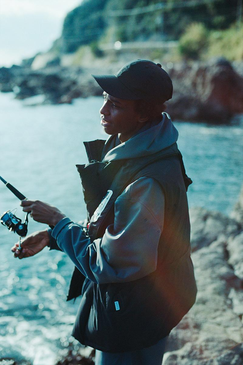 DAIWA PIER39 Fall/Winter 2020 Collection Lookbook fw20 pier 39 hiking outdoor japan