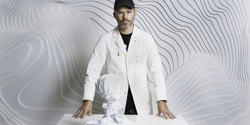 The Cooper Union Is Auctioning a Visit to Daniel Arsham's Studio