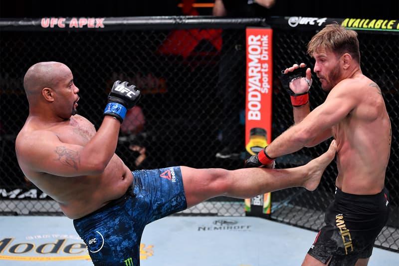 Daniel Cormier v. Stipe Miocic UFC 252 Results | HYPEBEAST