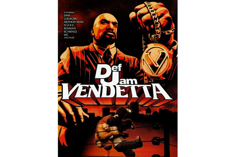 Def Jam New Def Jam Vendetta Game Teaser Announcement Info