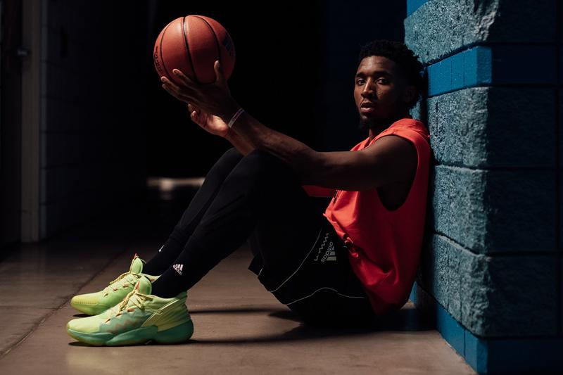 adidas basketball donovan mitchell d o n issue 2 donation jacob blake children kids education black lives matter release date info photos price store list buying guide