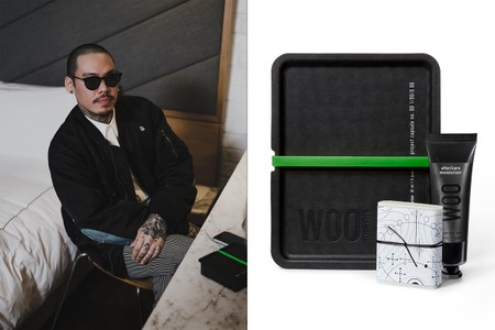 Famed Tattoo Artist Dr. Woo Launches WOO Skincare Line