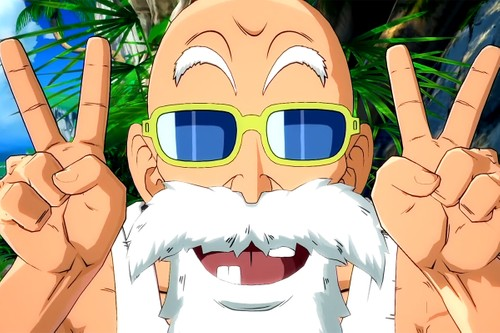 Master Roshi Joins 'Dragon Ball FighterZ' in Next DLC