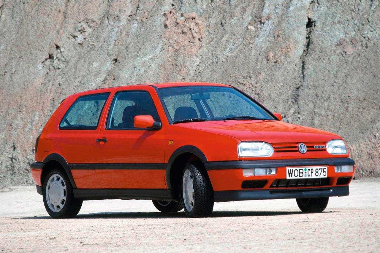 真正超跑殺手|回顧「鋼砲之王」Volkswagen Golf GTI 過往發展