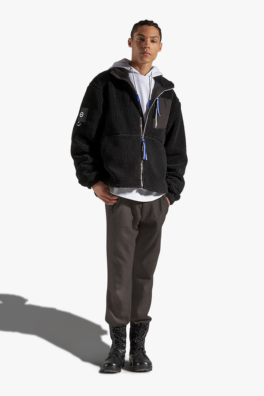 EDIT+ Fall/Winter 2020 Debut, Jean Sung Interview colleciton fw20 the north face korea cmo executive director lookbook genderless