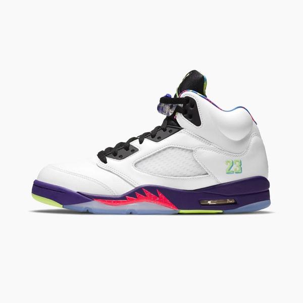 """Air Jordan 5 """"Alternate Bel-Air""""/""""Ghost Green"""""""