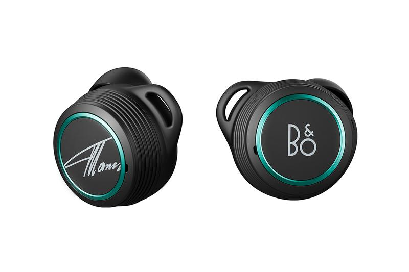 Fernando Alonso x Bang & Olufsen Collaboration Collection Beoplay E8 Sport Edition Beosound Edge Wireless Earphones Earbuds Home Entertainment Speaker Sound Tech Noise Music High Fidelity