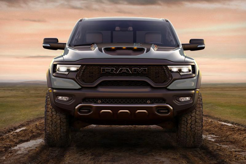"""2021 Ram 1500 TRX """"Launch Edition"""" Sells Out in Three Hours trucks raptor Ford Off-road premium"""