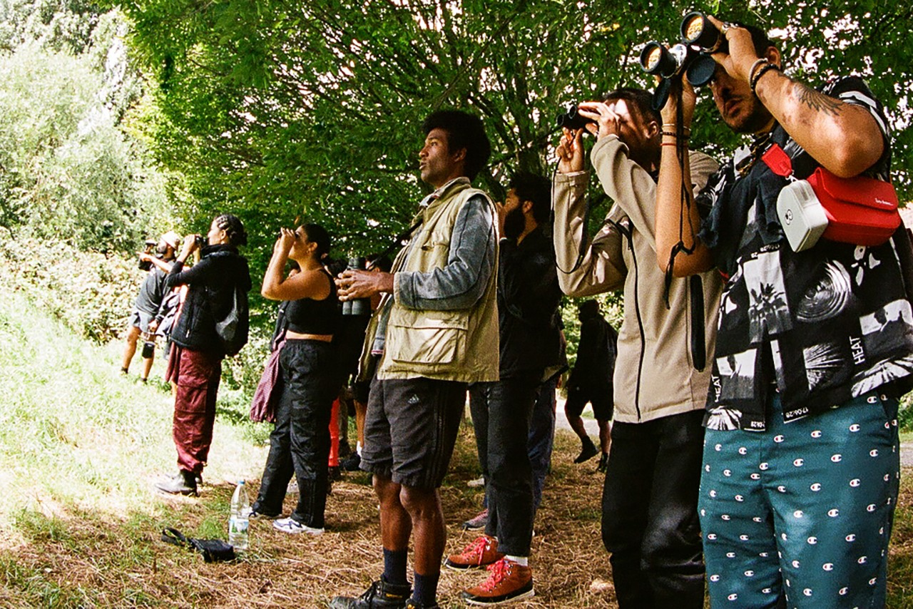 Flock Together Ollie Olanipekun London Birdwatching birding urban city
