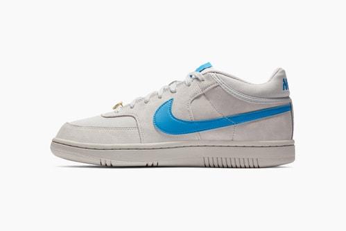 "Nike Blazer Mid '77 Vintage and Sky Force 3/4 ""Grey Fog"""