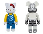 fragment design Rejoins Medicom Toy for Bespoke Hello Kitty, Mickey BE@RBRICKs