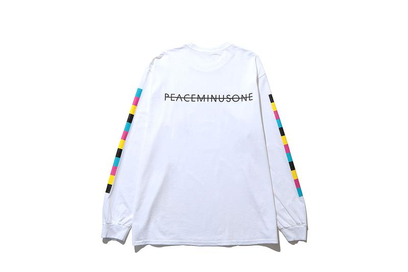fragment design PEACEMINUSONE THE CONVENI Capsule Release info Buy Price G dragon Hiroshi Fujiwara