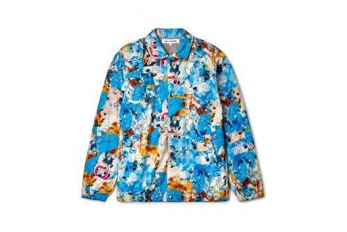 Futura and COMME des GARÇONS SHIRT's Collaboration Is Here
