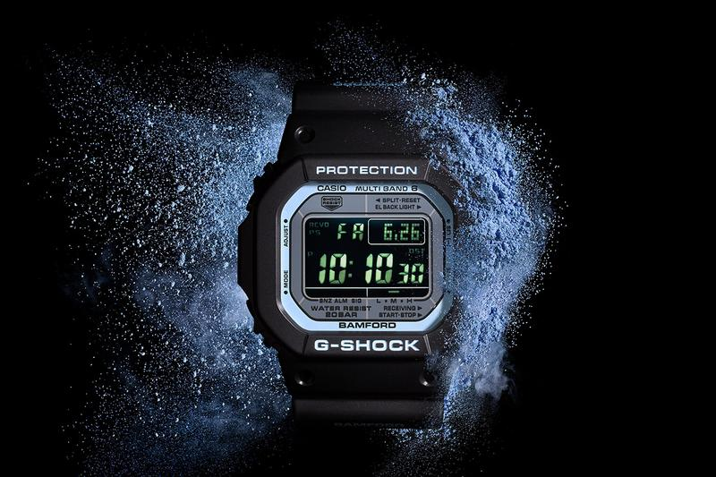 g-shock Bamford London 5610 watches release information collaboration best watches to buy for men
