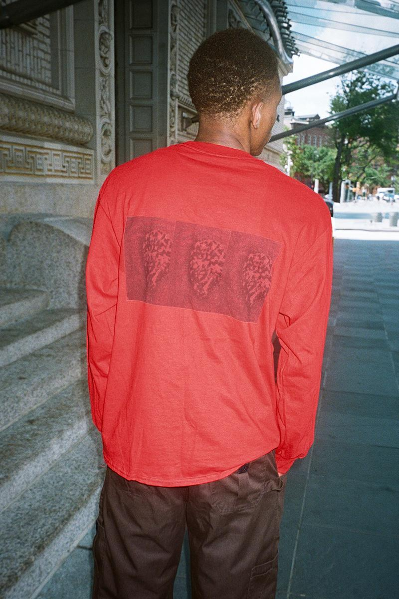 Gallery 909 Fall/Winter 2020 Lookbook Collection tees jackets long sleeves