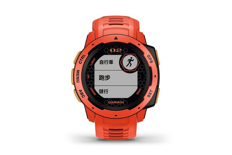 Garmin Instinct MIL-STD-810G GPS Smart Watches Evangelion outdoors GPS GLONASS Galileo MIL-STD-810G
