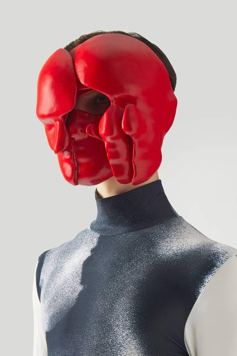 gentle monster virtual eyewear collection masks artists wearable art