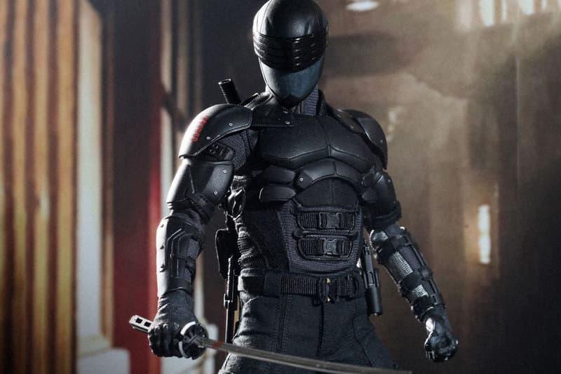 'G.I. Joe Origins: Snake Eyes' Movie Postponed henry golding samara weaving