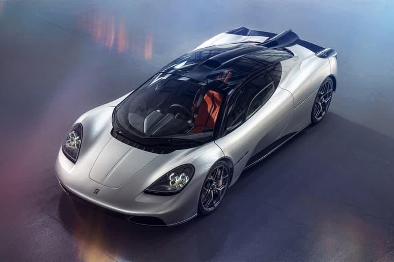 gordon murray supercar designer automotive mclaren f1 inspired t 50 sportscar racing v12 engine