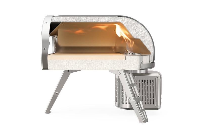 Gozney Wood Burner 2.0 Roccbox Portable Pizza Oven Neapolitan pizza wood burner cooking camping oven