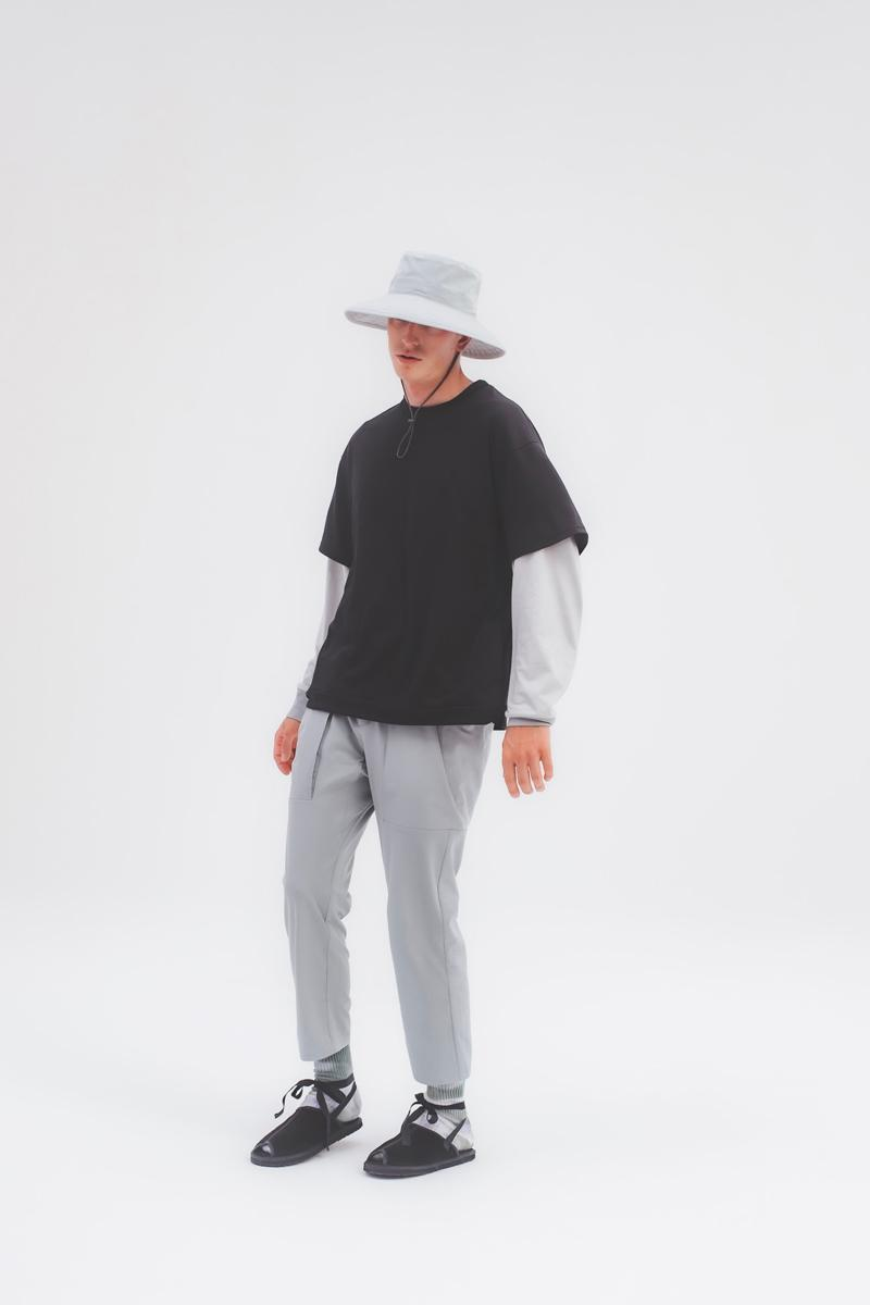 Gramicci Spring Summer 2021 Lookbook menswear streetwear jackets coats technical functional t shirts pants trousers outdoor garments collection ss20