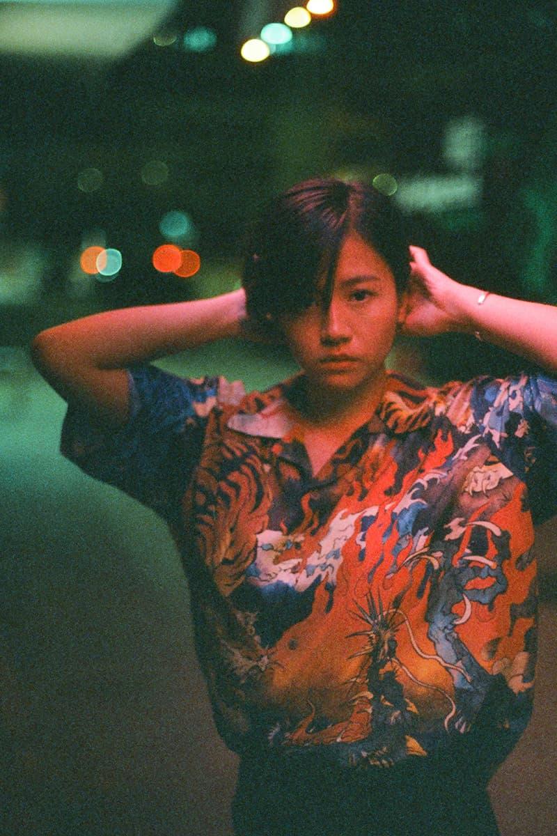 """GrowthRing & Supply References Hong Kong Tattoos in """"Project Rising"""" Bowling Shirts Kowloon"""