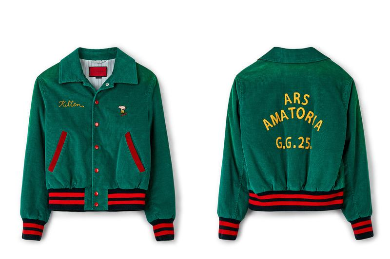 gucci alessandro michele dover street market london ultrapace sneaker blazer jacket coat shirt release information exclusive