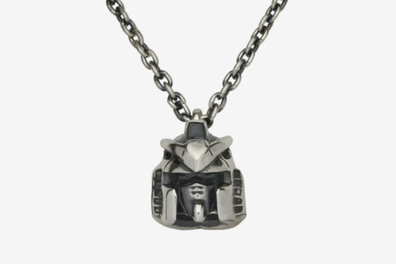 JAM HOME MADE Gundam Zaku Char Zaku Jewelry necklaces rings accessories spring summer 2020 collection ss20