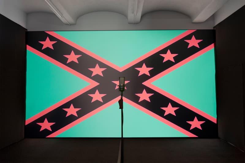 hank willis thomas Cincinnati art museum mid career survey retrospective exhibition racial justice black lives matter
