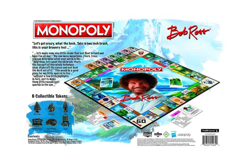 Hasbro Pulse Monopoly Bob Ross Edition Release Info Buy Price