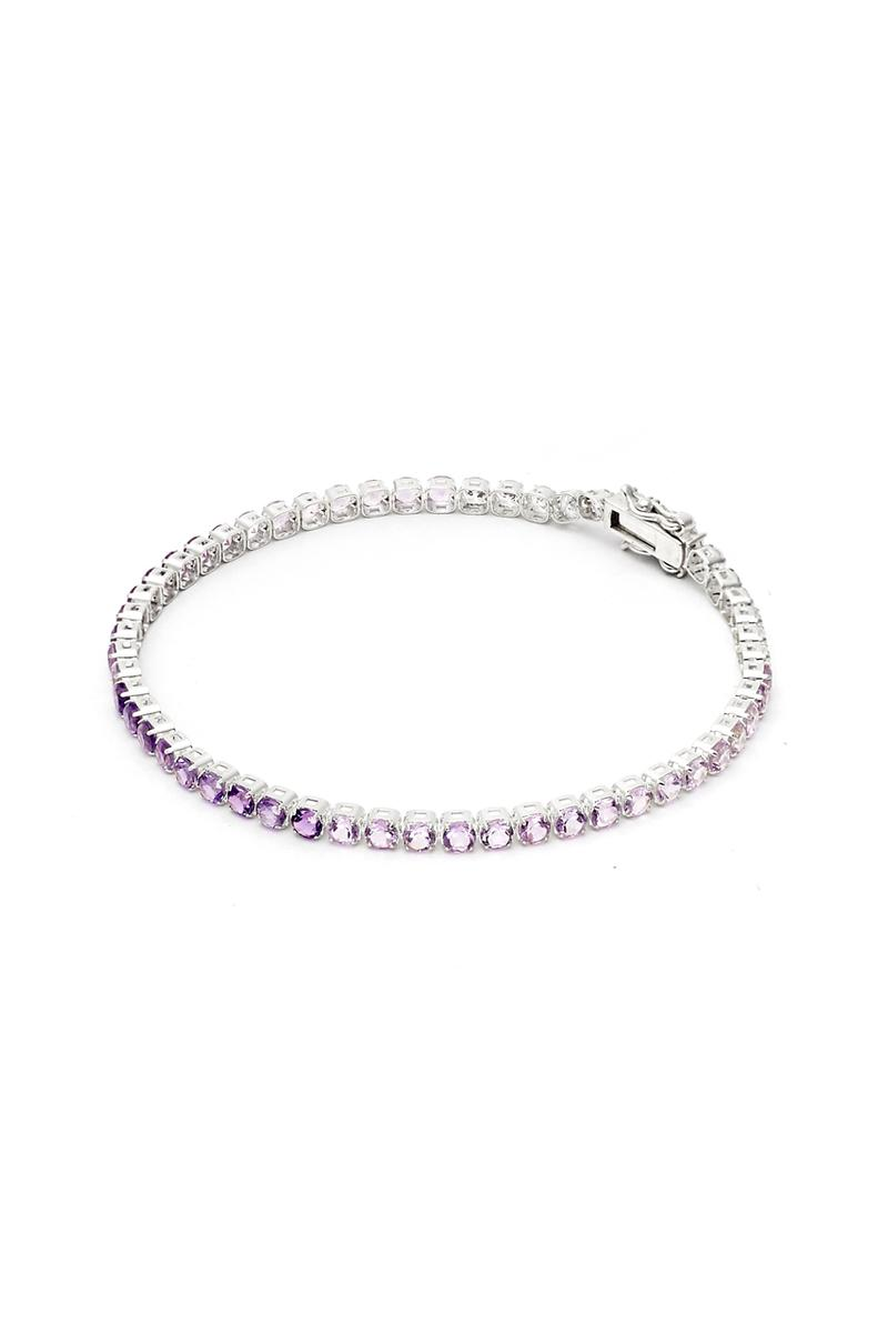 Hatton Labs Fall/Winter 2020 Collection SSENSE Exclusive Pearl Necklaces Chains for Men Think Diamond Bracelets Freshwater Trend Best Jewelry Guys Unisex 925 sterling silver semi-precious stones amethysts tourmalines topaz