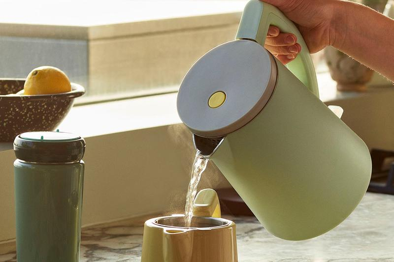 HAY Sowden Toaster Kettle Range Homeware Reusable Bottles Salt Pepper Grinders Kitchen Home Scandinavian Danish Design Interior Design Goods