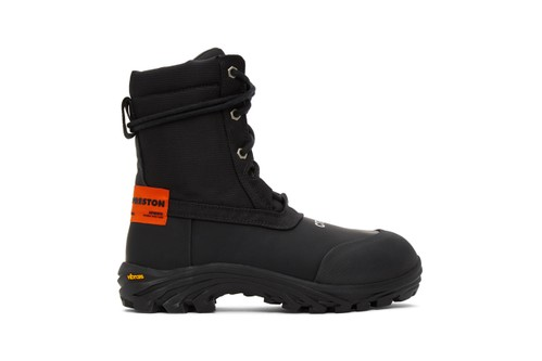 Heron Preston Drops Rugged Utility Security Boots