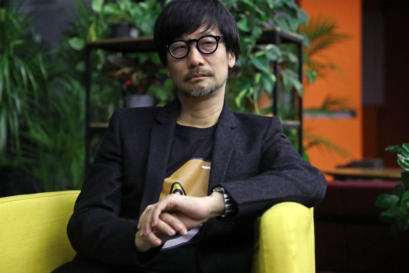 hideo kojima productions video games gaming developer daily musings twitter posts