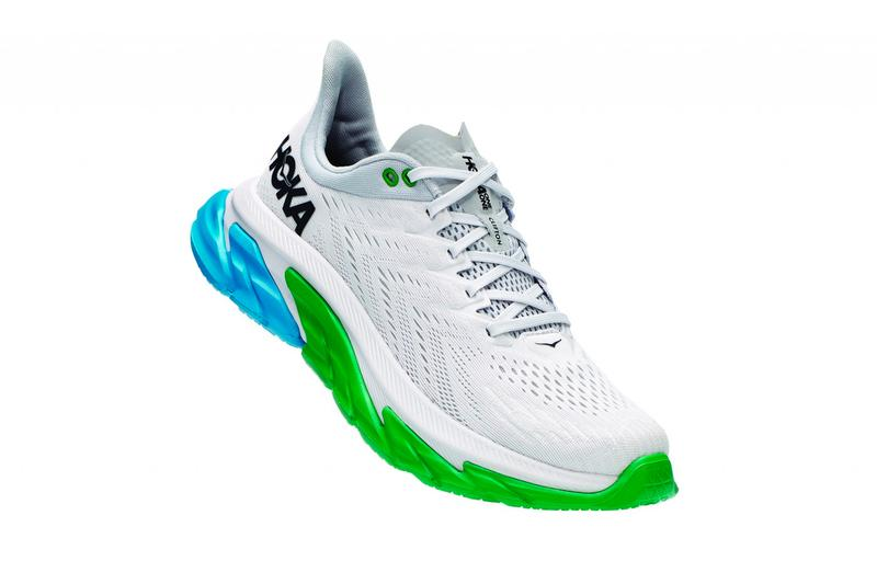 HOKA ONE ONE Clifton Edge New Colorway menswear streetwear spring summer 2020 collection ss20 kicks sneakers shoes trainers runners