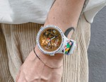 Swatch's Latest Big Bold Collaboration with BAPE Hits Shelves