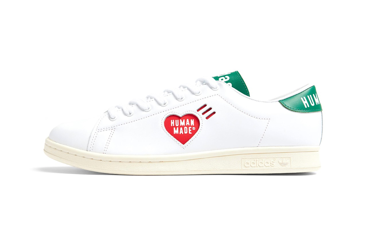 human made nigo adidas originals fall winter 2020 sneakers footwear rivalry campus stan smith buy cop purchase release information FY1083 FY1084 FY1085 FY0731 FY0732 FY0733 FY0734 FY0736 FY0736