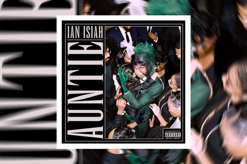 Ian Isiah Auntie Album Stream Shugga Sextape Vol.1 chromeo Listen Spotify Apple Music
