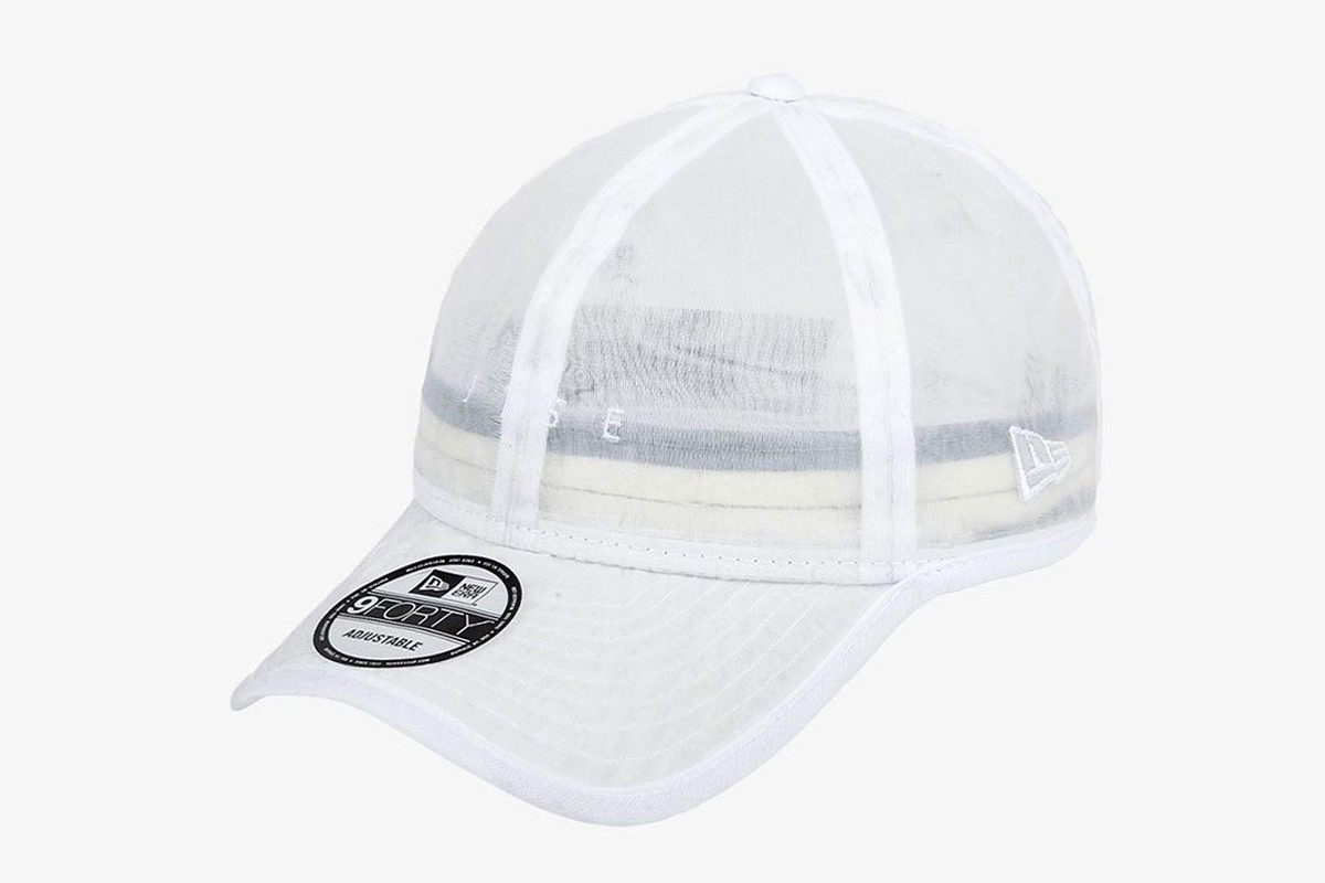 IISE New Era Gat Bucket Hat 6 Panel Cap Release Black White Korean Streetwear